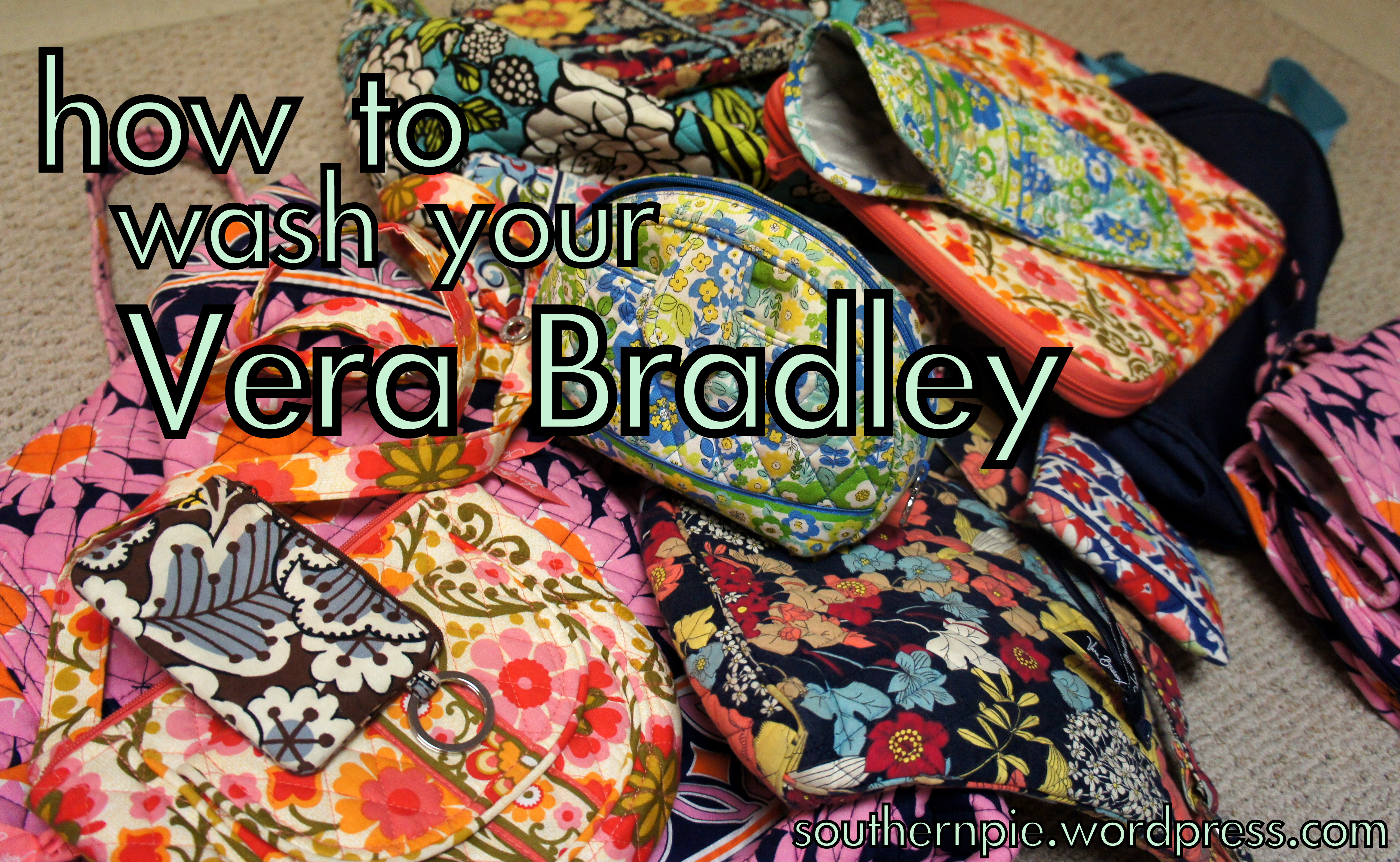 Can You Wash And Dry Vera Bradley Bags The Best Blazer