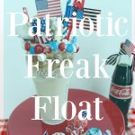 Freak Float- Patriotic Edition