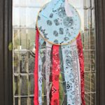 Patriotic Dream Catcher