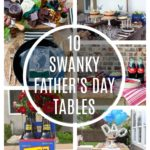 10 Father's Day Tables