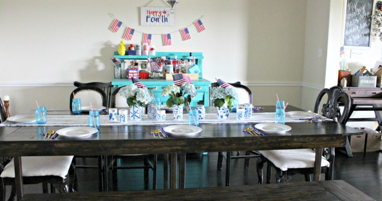 Patriotic Home Tour 2017!