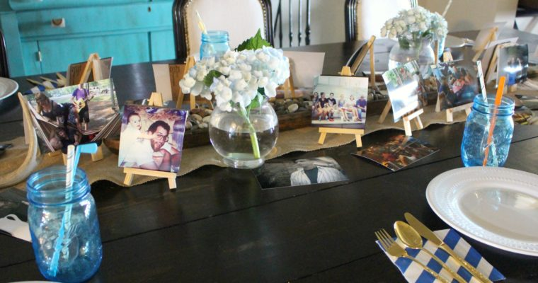 Father's Day Table & Snack Tree Gift Idea!