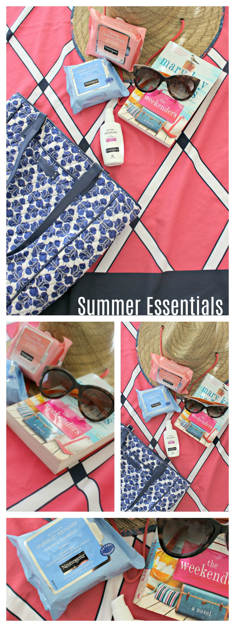 Summer Essentials for a Day on the Water! #Ad #FreshSummerSkin