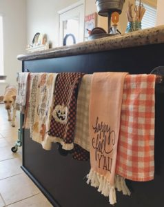 DIY Copper Pipe Industrial Style Curtain Rod or Towel Rack