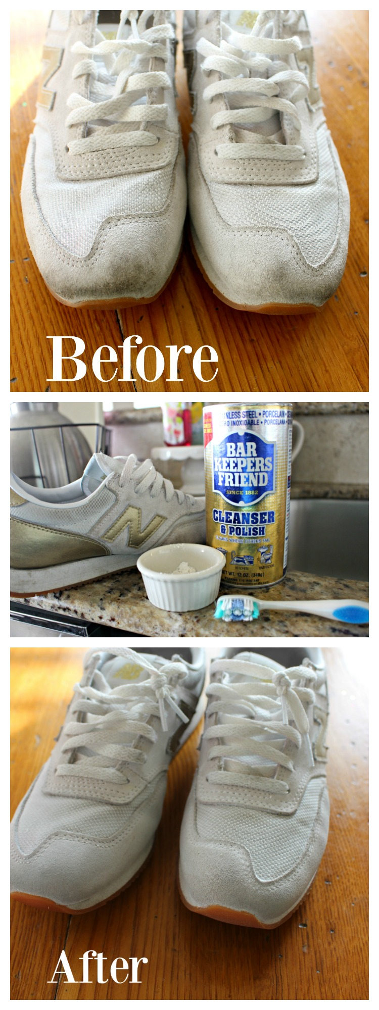 How to Keep Your White Tennis Shoes Bright & White!