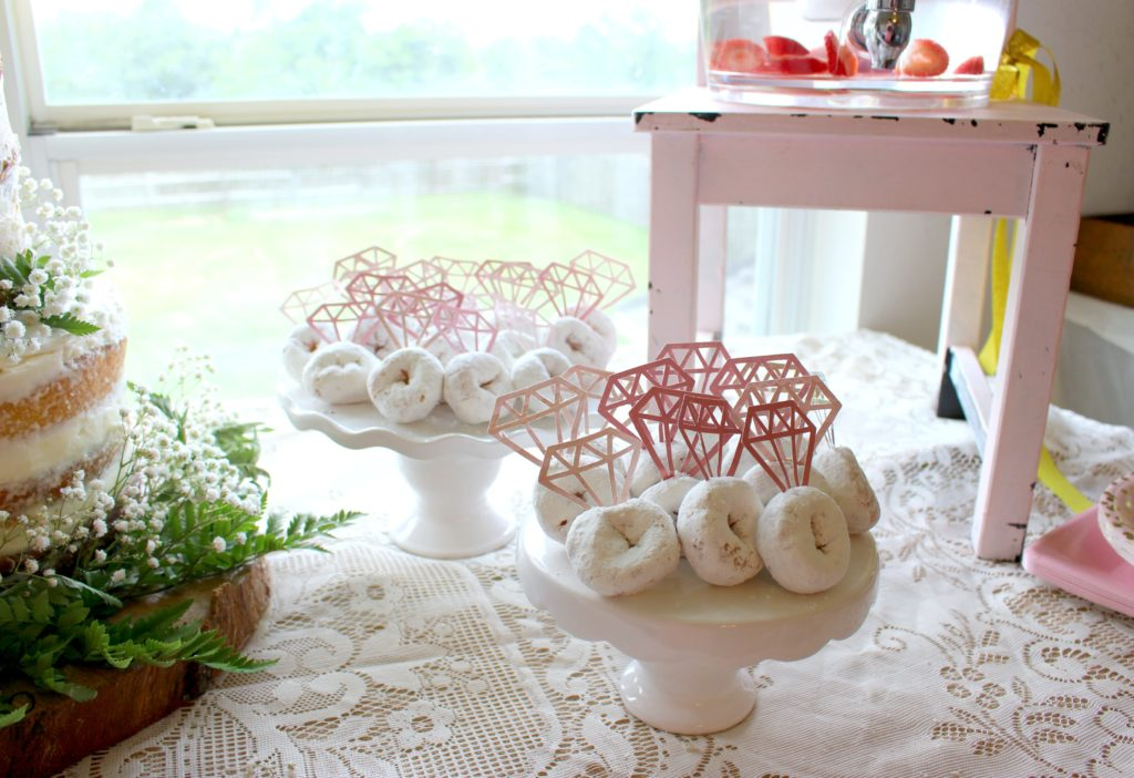 DIY Simple & Sweet Bridal Shower Ideas & Tips for Throwing Your Own!
