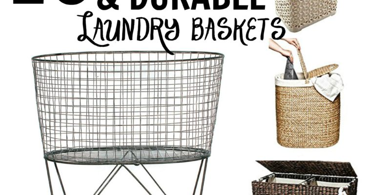 10 Laundry Baskets!