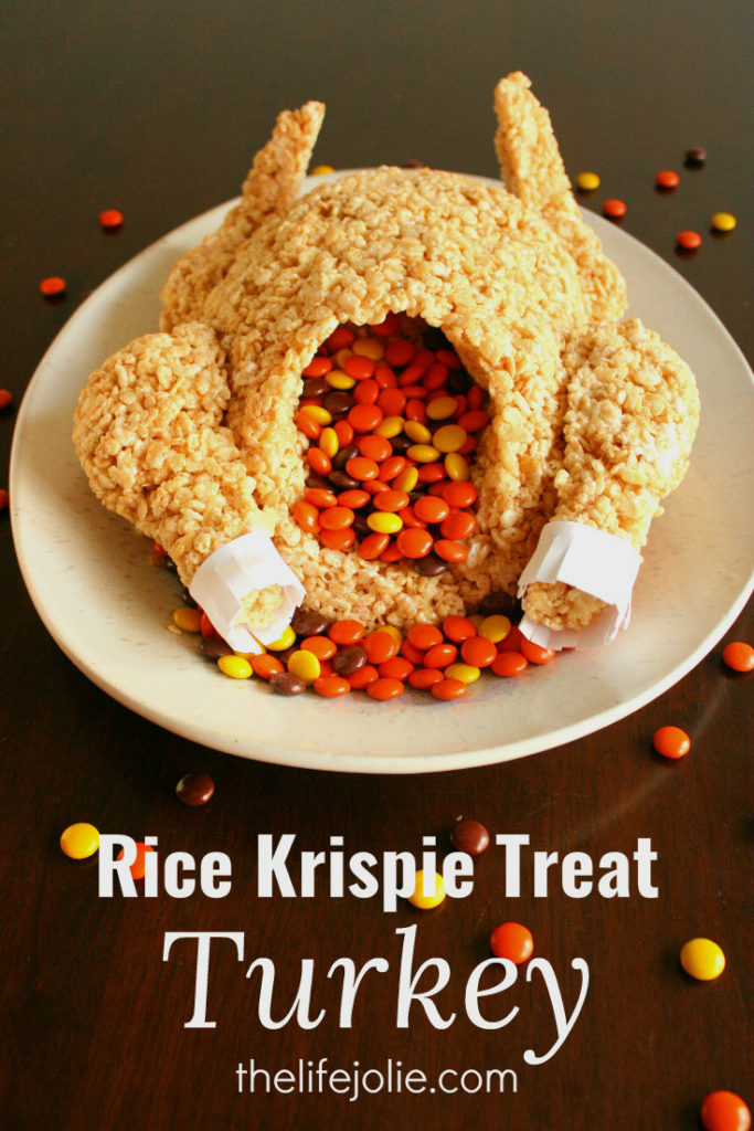 Rice Krispie Treats Christmas