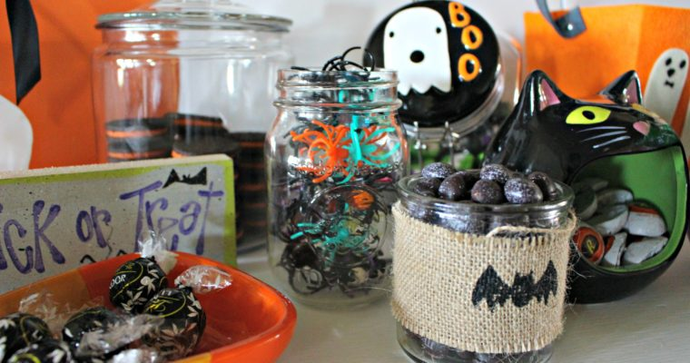 Halloween Candy Bar!
