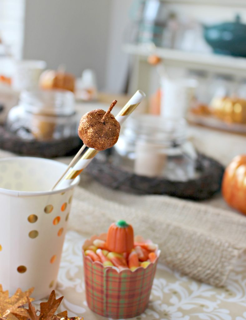 DIY Thanksgiving Tablescape Ideas on a Budget! #AD #doingthe99 #99yourthanksgiving
