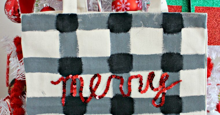 Crafty Christmas Gift Bags