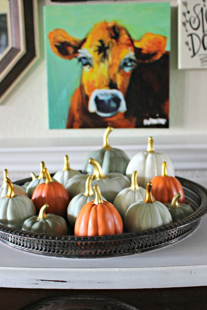 Fall Home Tour with lots of DIY Fall Decor & Fall Inspiration!