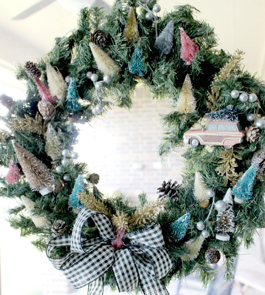 Our creative Christmas wreath ideas feature unexpected shapes, colors, and materials for a unique look in your home or on your front door. Finally, show off your personality with our themed Christmas wreaths, which use everything from fishing bobbers to toy race cars for a wreath that's completely your own.
