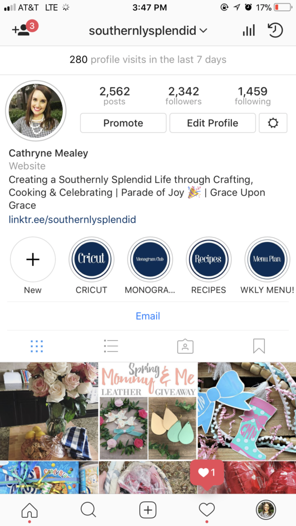 How To Create Instagram Story Highlight Covers The Southern Holiday Home