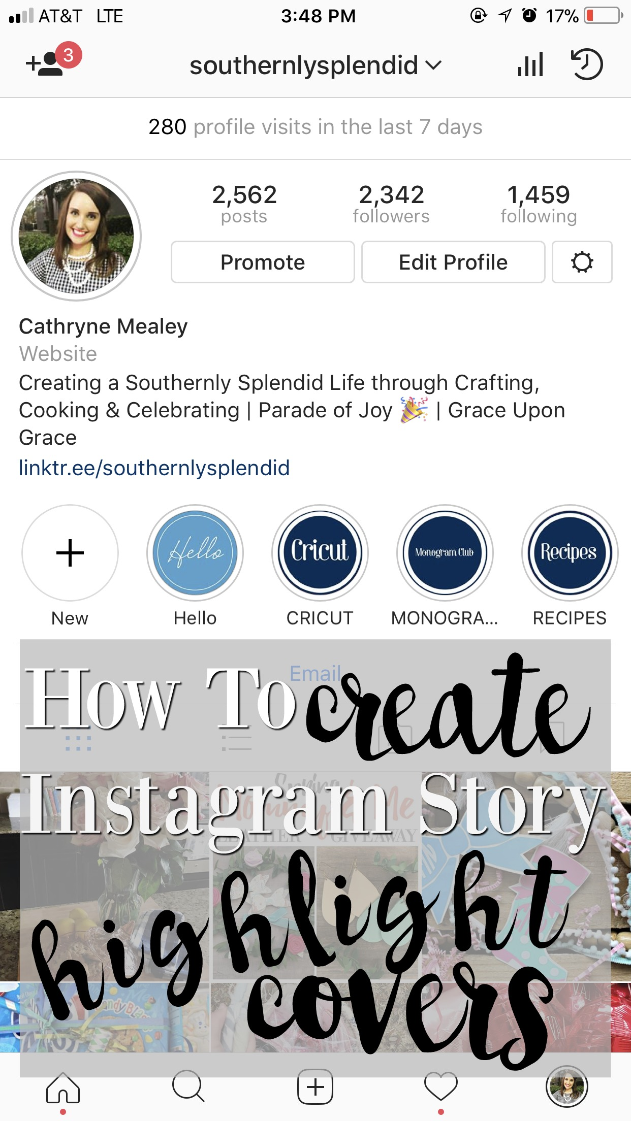 how to make a story highlight on instagram