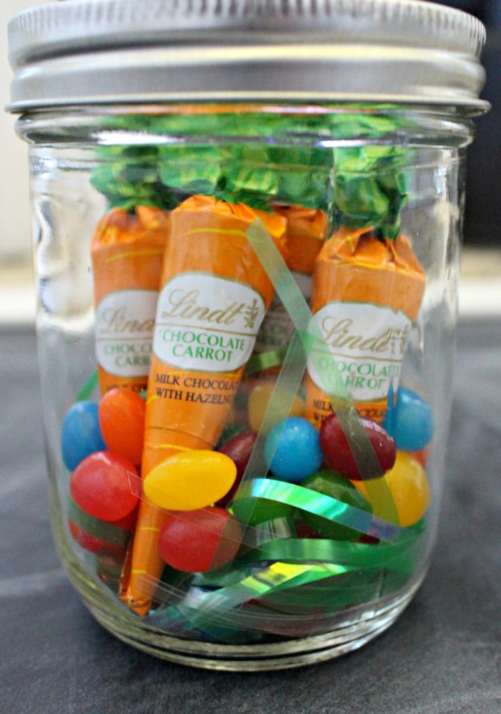 7 Easter Candy Mason Jar Scenes The Southern Holiday Home