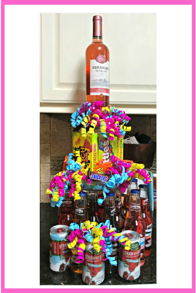 21st Birthday Party Ideas Make An Alcohol Cake PartyIdeas 21stBirthday